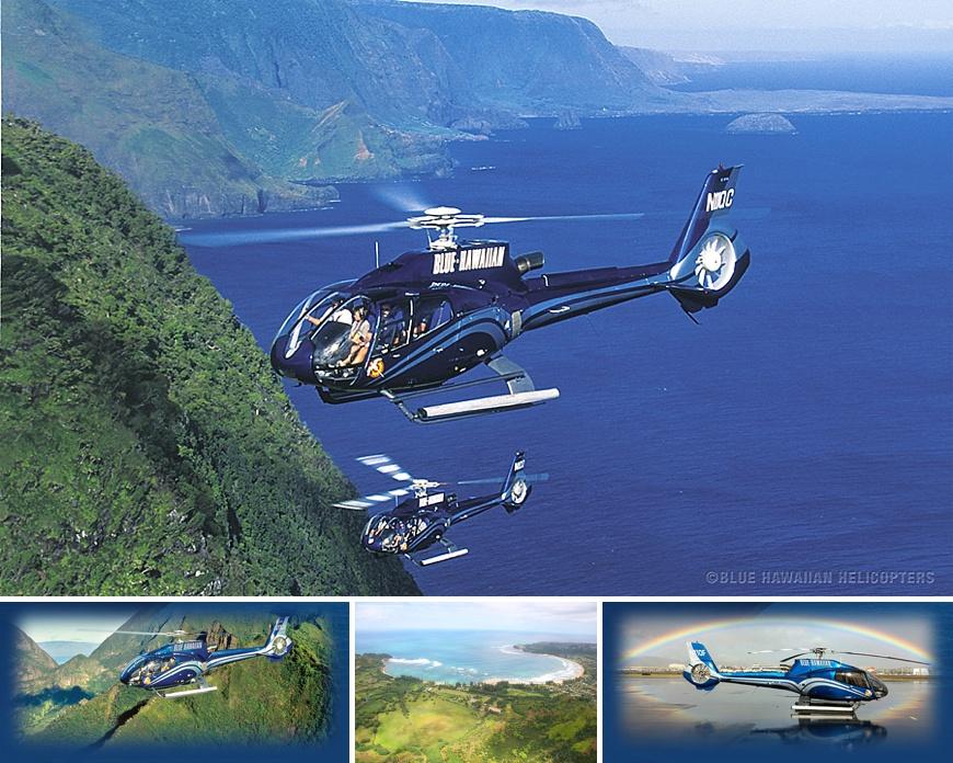 Blue Hawaiian Kauai Adventure