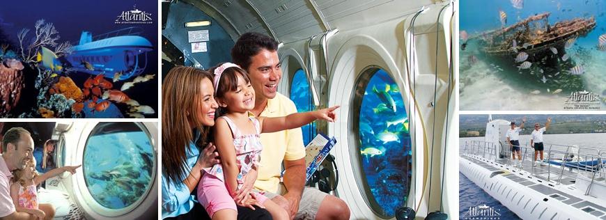 Kona Atlantis Submarine