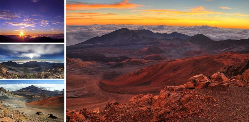 Haleakala Sunrise Tour – Polynesian Adventure Tours