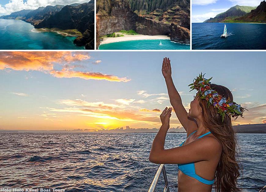 Holo Holo Kauai Boat Tours