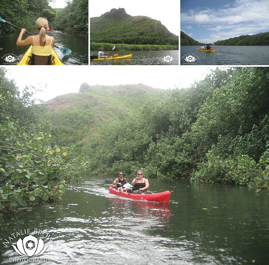 Hidden Valley Falls Kayak Adventure-Outfitters Kauai